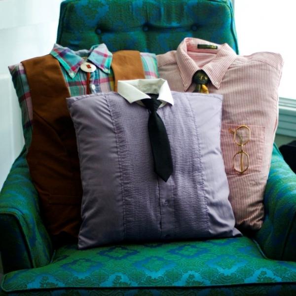 Оригинальная подушка в машину своими руками