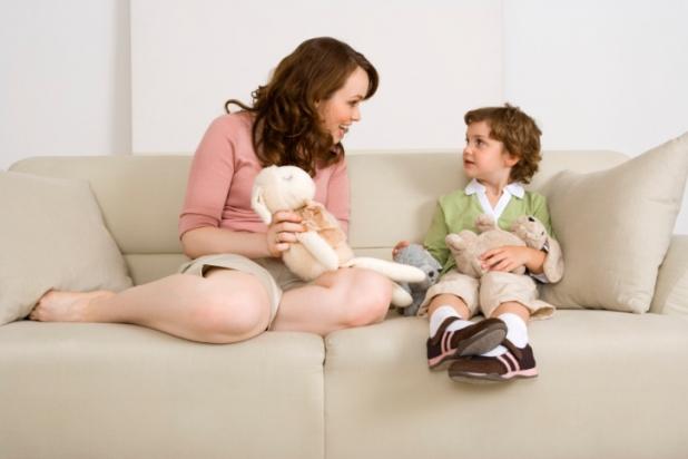 Примите как аксиому, что решения принимают отец и мать детей.